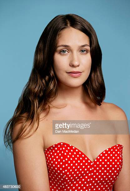 Actress Lola Kirke attends the 'Mistress America' screening during the Sundance NEXT FEST at The Theatre at Ace Hotel on August 7 2015 in Los Angeles...