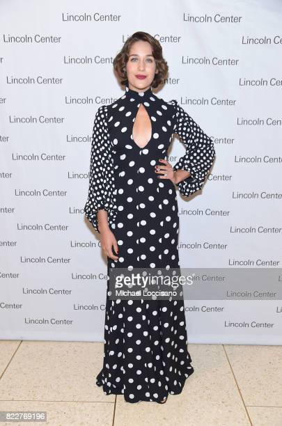 Actress Lola Kirke of 'Mozart in the Jungle' attends Lincoln Center's Mostly Mozart Opening Night Gala at David Geffen Hall on July 25 2017 in New...