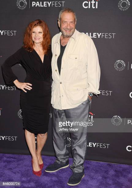 Actress Lolita Davidovich and Executive producer Dick Wolf attend the The Paley Center For Media's 11th Annual PaleyFest Fall TV Previews Los Angeles...