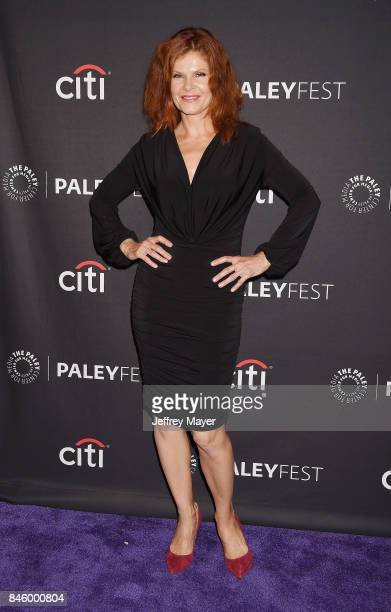 Actress Lolita Davidovich attends the The Paley Center For Media's 11th Annual PaleyFest Fall TV Previews Los Angeles NBC at The Paley Center for...
