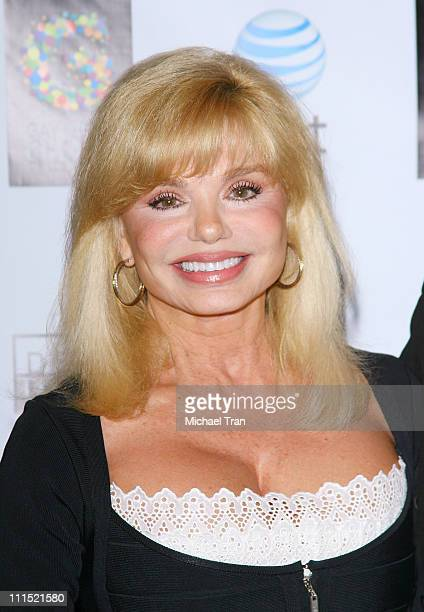 Actress Loni Anderson arrives at 30th Anniversary of the Gay Men's Chorus of Los Angeles concert held at the Walt Disney Concert Hall on August 25...