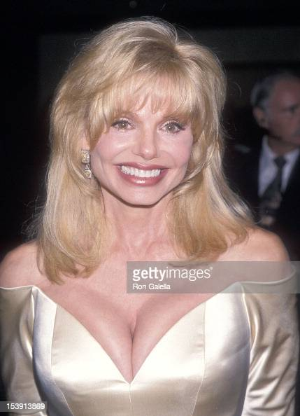 Actress loni anderson attends a family celebration one giant leap for