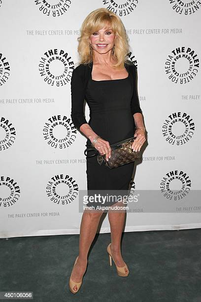 Actress Loni Anderson attends the Paley Center presentation of 'Baby If You've Ever Wondered A WKRP In Cincinnati Reunion' at The Paley Center for...