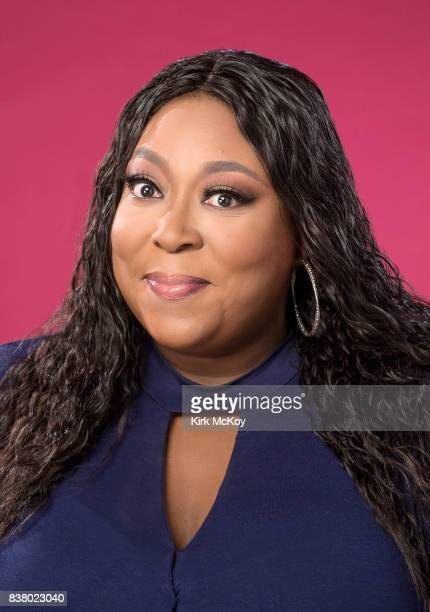 Actress Loni Love is photographed for Los Angeles Times on June 14 2017 in Los Angeles California PUBLISHED IMAGE CREDIT MUST READ Kirk McKoy/Los...