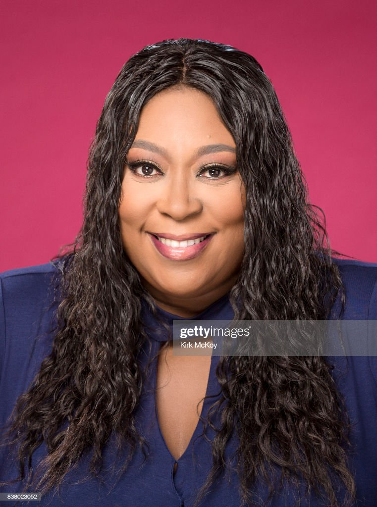 Actress Loni Love is photographed for Los Angeles Times on June 14, 2017 in Los Angeles, California. PUBLISHED IMAGE.