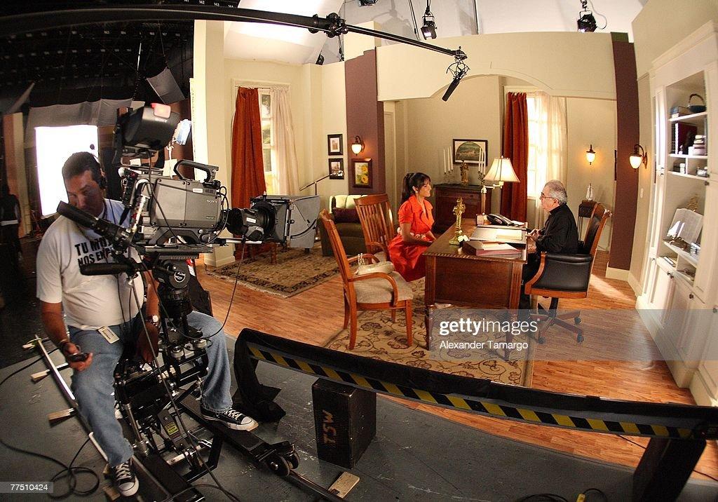 Telemundo Behind The Scenes