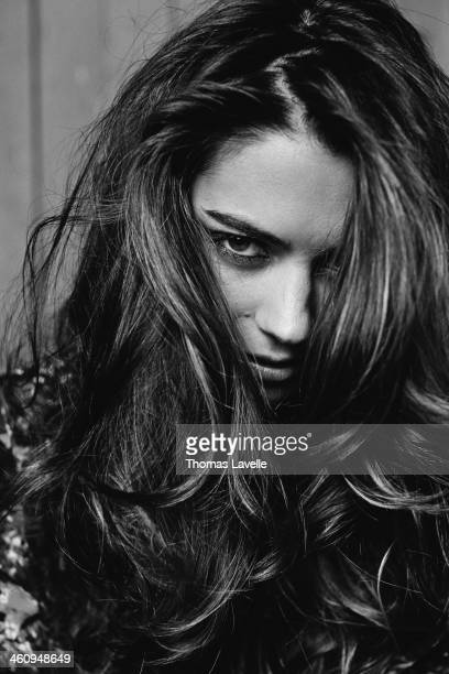 Actress Lorenza Izzo is photographed for Self Assignment during the 8th Rome Film Festival on November 9 2013 in Rome Italy