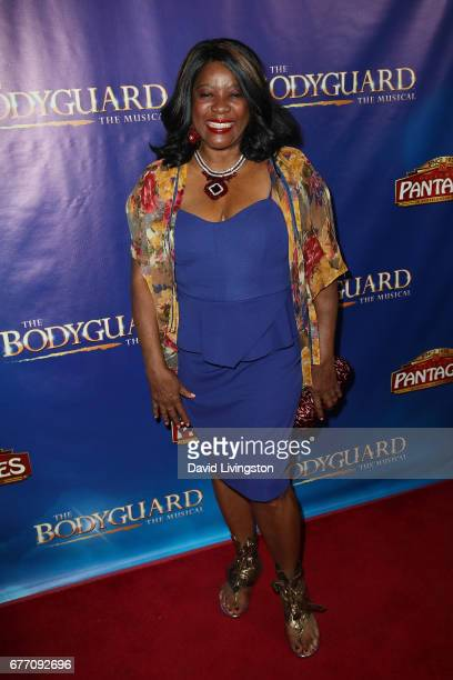 Actress Loretta Devine arrives at the premiere of 'The Bodyguard' at the Pantages Theatre on May 2 2017 in Hollywood California