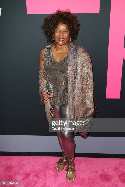 Actress Loretta Devine attends the premiere of Universal Pictures' 'Girls Trip' at Regal LA Live Stadium 14 on July 13 2017 in Los Angeles California