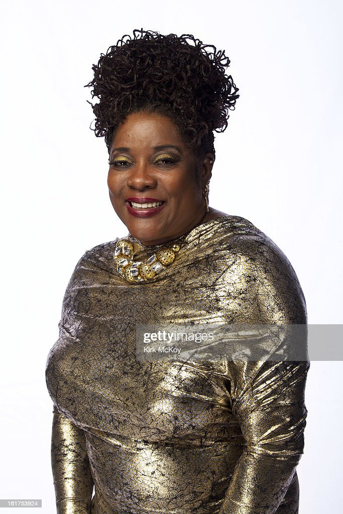 Actress Loretta Devine is photographed at the NAACP Image Awards for Los Angeles Times on February 1, 2013 in Los Angeles, California. PUBLISHED IMAGE.