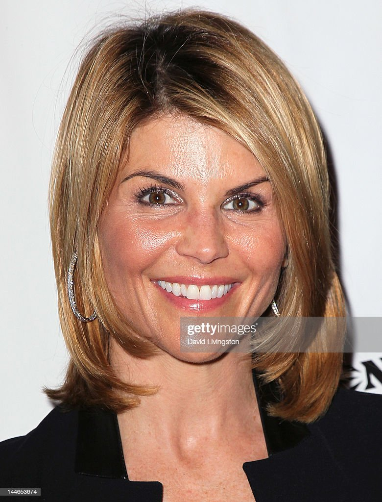Actress Lori Loughlin attends the opening night of 'Chicago' at the Pantages Theatre on May 16, 2012 in Hollywood, California.