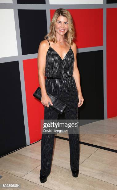 Actress Lori Loughlin attends the premiere of Hallmark Movies Mysteries' 'Garage Sale Mystery' at The Paley Center for Media on August 1 2017 in...