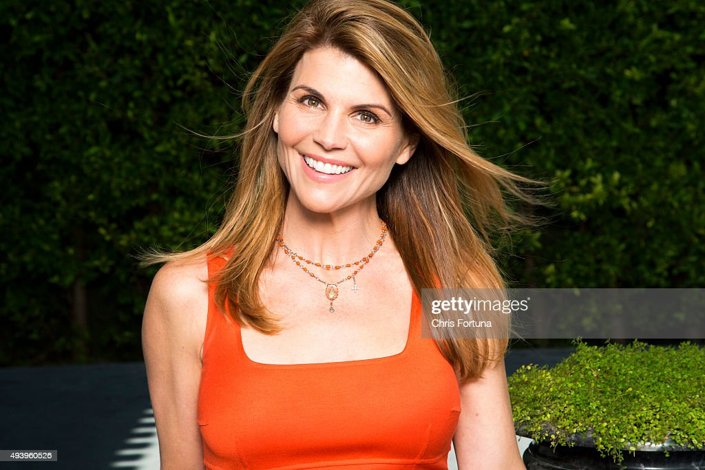 At Home with Lori Loughlin, People, June 4, 2015