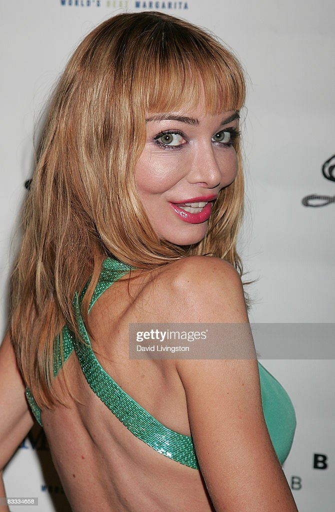 Actress Lorielle New attends Los Angeles Fashion Week's grand finale party in the LA Arts District on October 17, 2008 in Los Angeles, California.