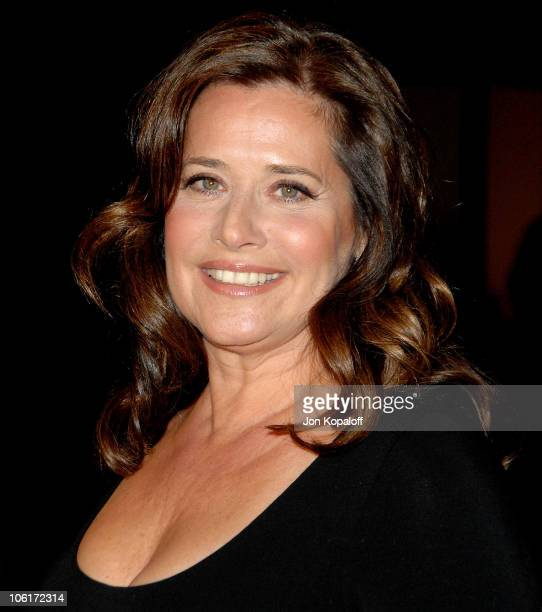 Actress Lorraine Bracco arrives at the '60th Annual Directors Guild of America Awards' at the Hyatt Regency Century Plaza Hotel on January 26 2008 in...