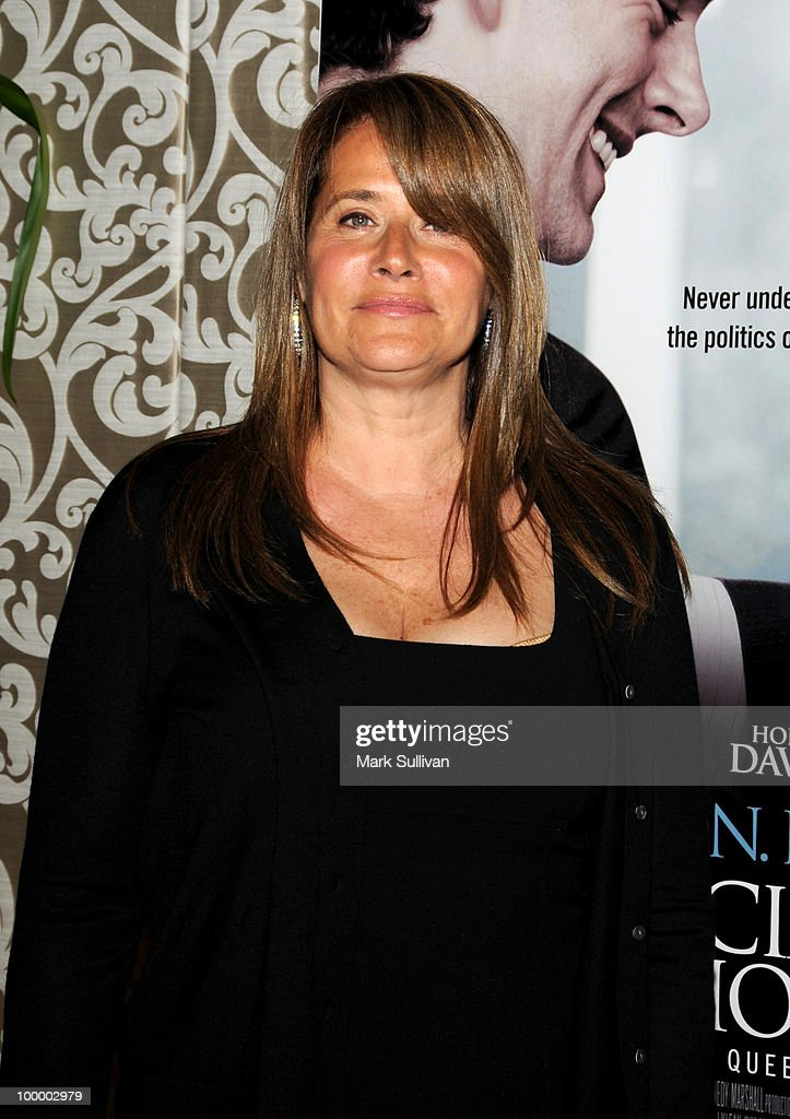 Actress Lorraine Bracco attends HBO Film's 'The Special Relationship' Los Angeles Premiere at Directors Guild Theatre on May 19, 2010 in West Hollywood, California.