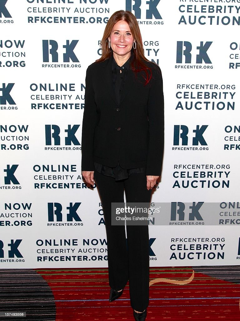 Actress Lorraine Bracco attends the Robert F. Kennedy Center for Justice and Human Rights 2012 Ripple of Hope gala at The New York Marriott Marquis on December 3, 2012 in New York City.