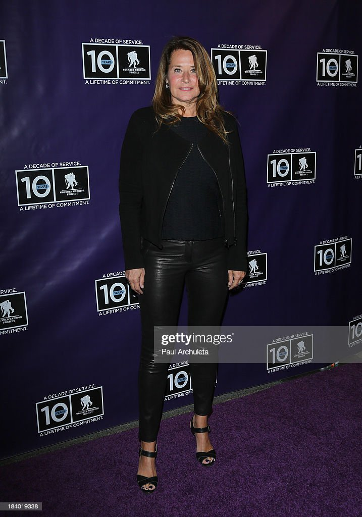 Actress <a gi-track='captionPersonalityLinkClicked' href=/galleries/search?phrase=Lorraine+Bracco&family=editorial&specificpeople=202545 ng-click='$event.stopPropagation()'>Lorraine Bracco</a> attends the Wounded Warrior Project's 'Carry Forward Awards' at Club Nokia on October 10, 2013 in Los Angeles, California.