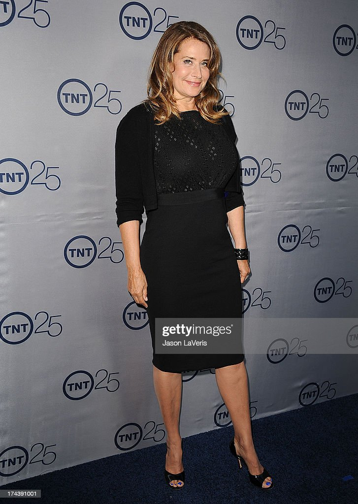 Actress Lorraine Bracco attends TNT's 25th anniversary party at The Beverly Hilton Hotel on July 24, 2013 in Beverly Hills, California.