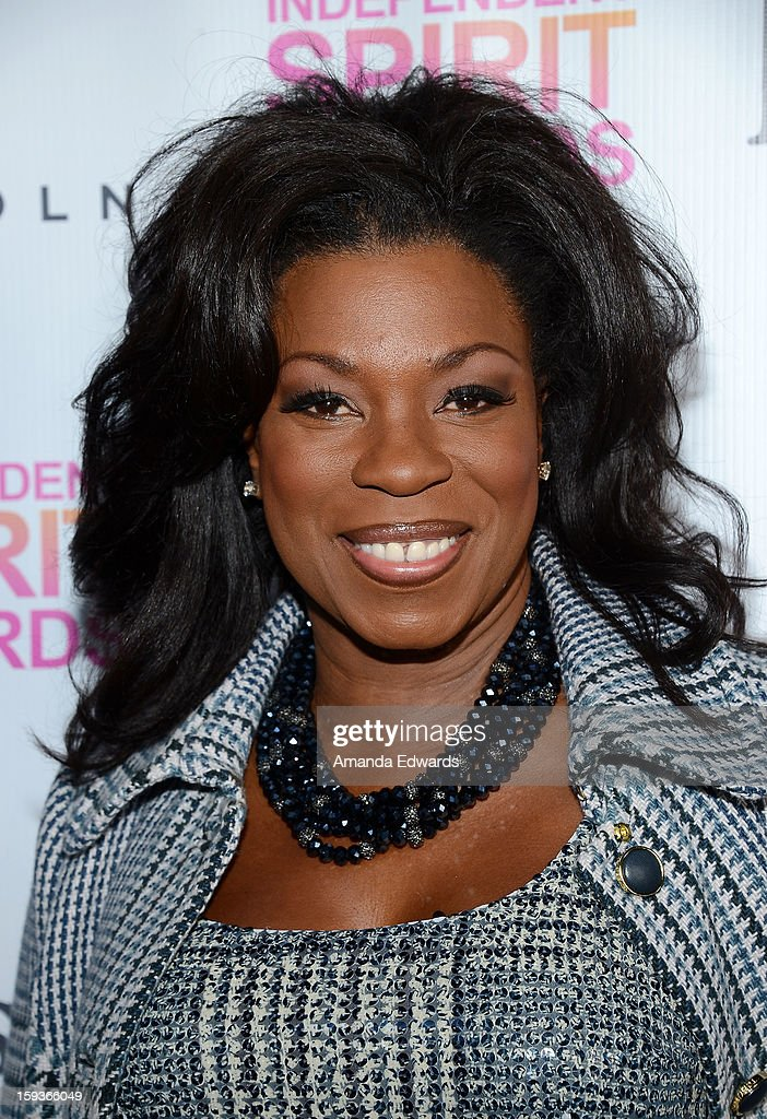 Actress Lorraine Toussaint arrives at the 2013 Film Independent Filmmaker Grant And Spirit Awards Nominees Brunch at BOA Steakhouse on January 12, 2013 in West Hollywood, California.
