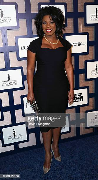 Actress Lorraine Toussaint attends the 8th Annual ESSENCE Black Women In Hollywood Luncheon at the Beverly Wilshire Four Seasons Hotel on February 19...