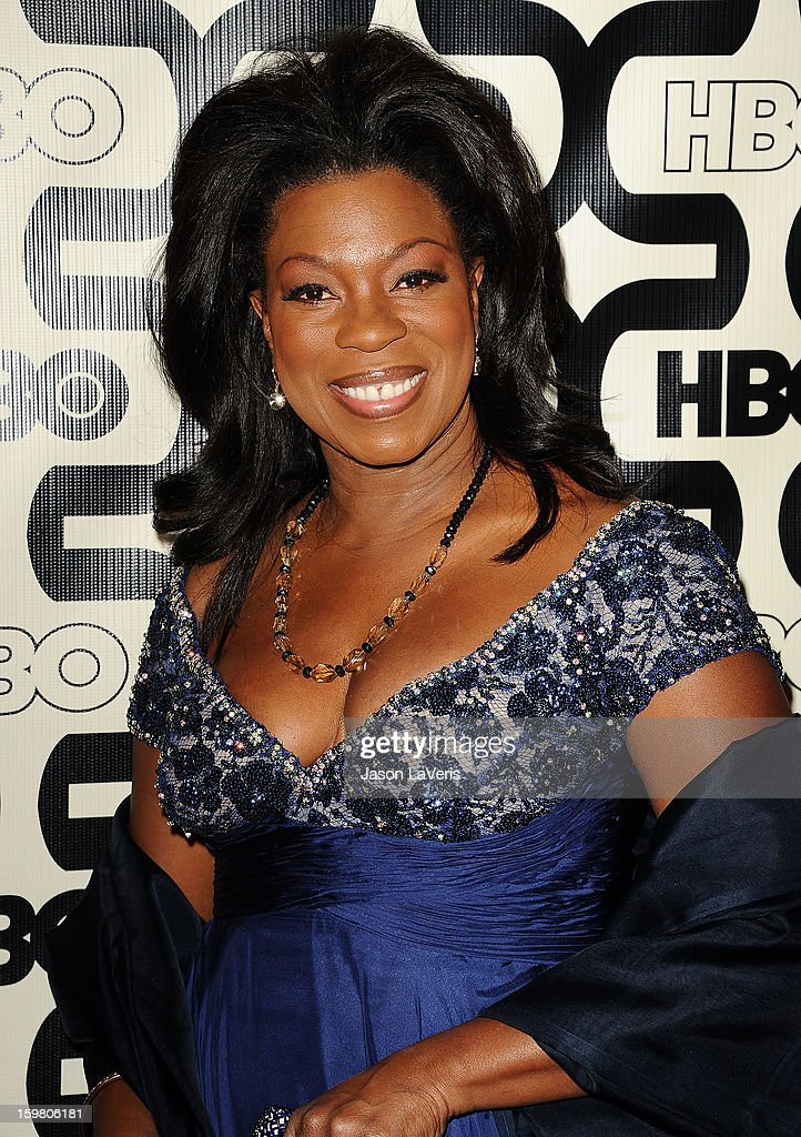 Actress Lorraine Toussaint attends the HBO after party at the 70th annual Golden Globe Awards at Circa 55 restaurant at the Beverly Hilton Hotel on January 13, 2013 in Los Angeles, California.