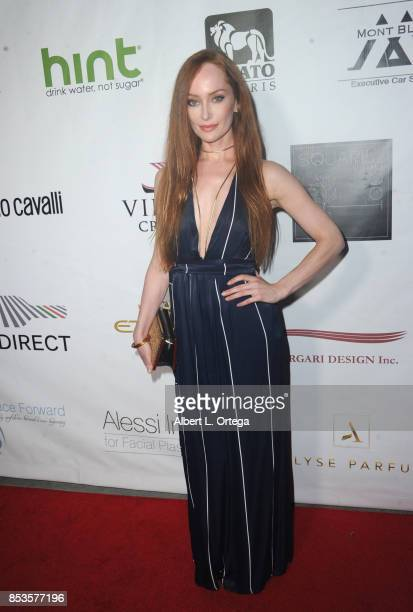 Actress Lotte Verbeek arrives for the Face Forward 8th Annual Gala held at Taglyan Cultural Complex on September 23 2017 in Hollywood California