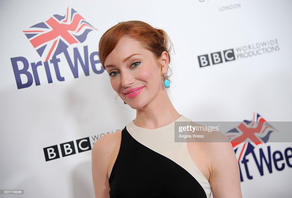 Actress <a gi-track='captionPersonalityLinkClicked' href=/galleries/search?phrase=Lotte+Verbeek&family=editorial&specificpeople=6140677 ng-click='$event.stopPropagation()'>Lotte Verbeek</a> attends BritWeek's 10th Anniversary VIP Reception & Gala at Fairmont Hotel on May 1, 2016 in Los Angeles, California.