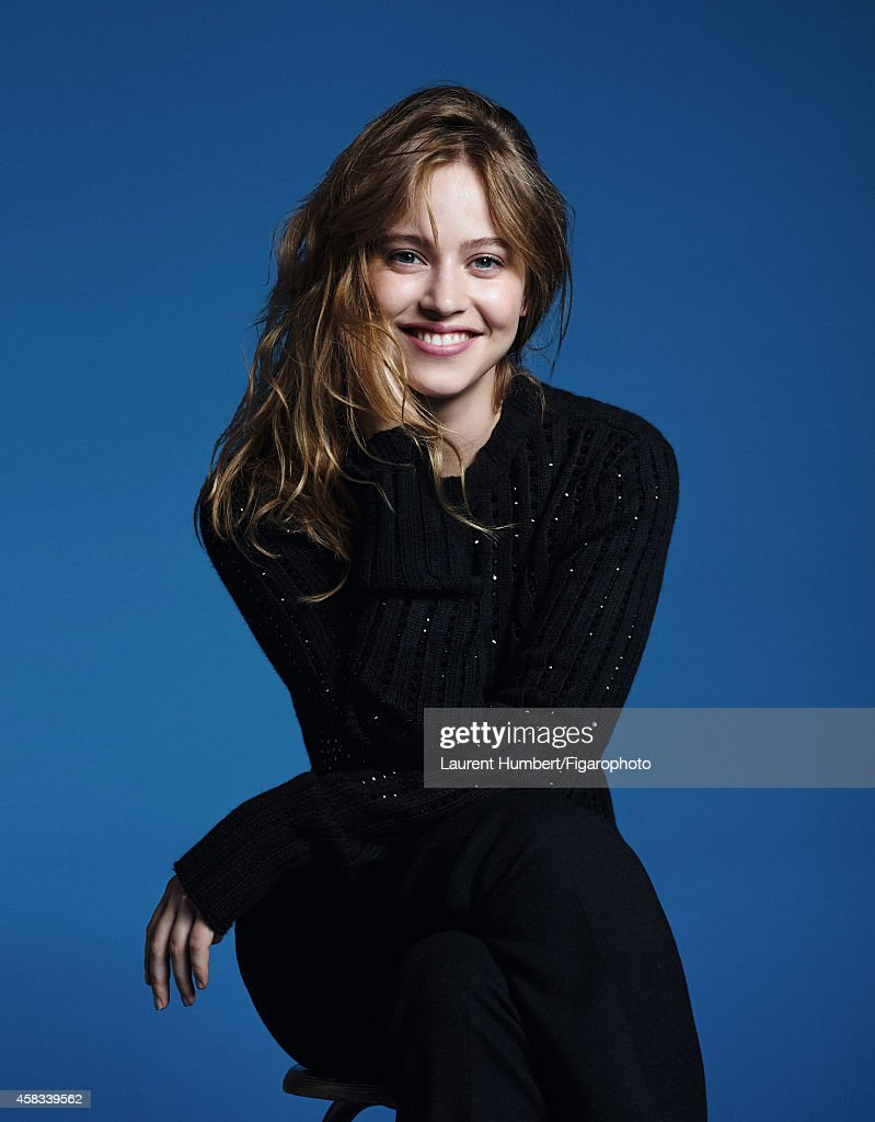 Cast of Respire, Madame Figaro, October 24, 2014