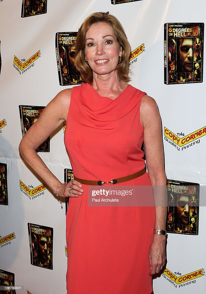 Actress Lou Mulford attends the Premiere of '6 Degrees Of Hell' at Laemmle's Music Hall 3 on November 20, 2012 in Beverly Hills, California.