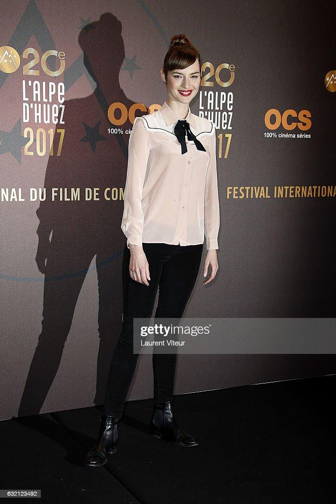 """""""Sous le Meme Toit"""" : Photocall - 20th L'Alpe D'Huez International Comedy Film Festival"""
