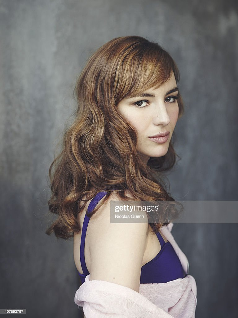 Louise Bourgoin, Self Assignment, December 2013