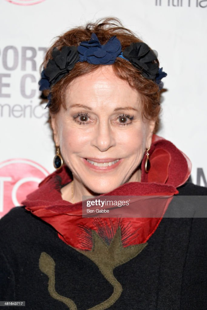 Actress Louise Sorel attends 'I Remember Mama' Opening Night at The Gym at Judson on March 30, 2014 in New York City.