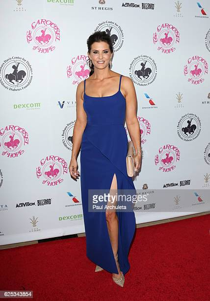 Actress Lu Parker attends the 2016 Carousel Of Hope Ball at The Beverly Hilton Hotel on October 8 2016 in Beverly Hills California