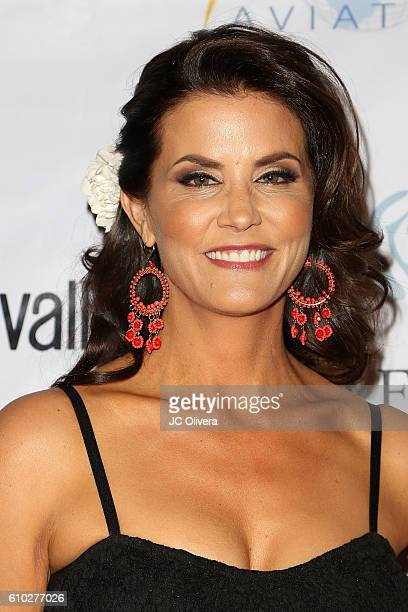 Actress Lu Parker attends The 7th Annual Face Forward Gala at Vibiana on September 24 2016 in Los Angeles California