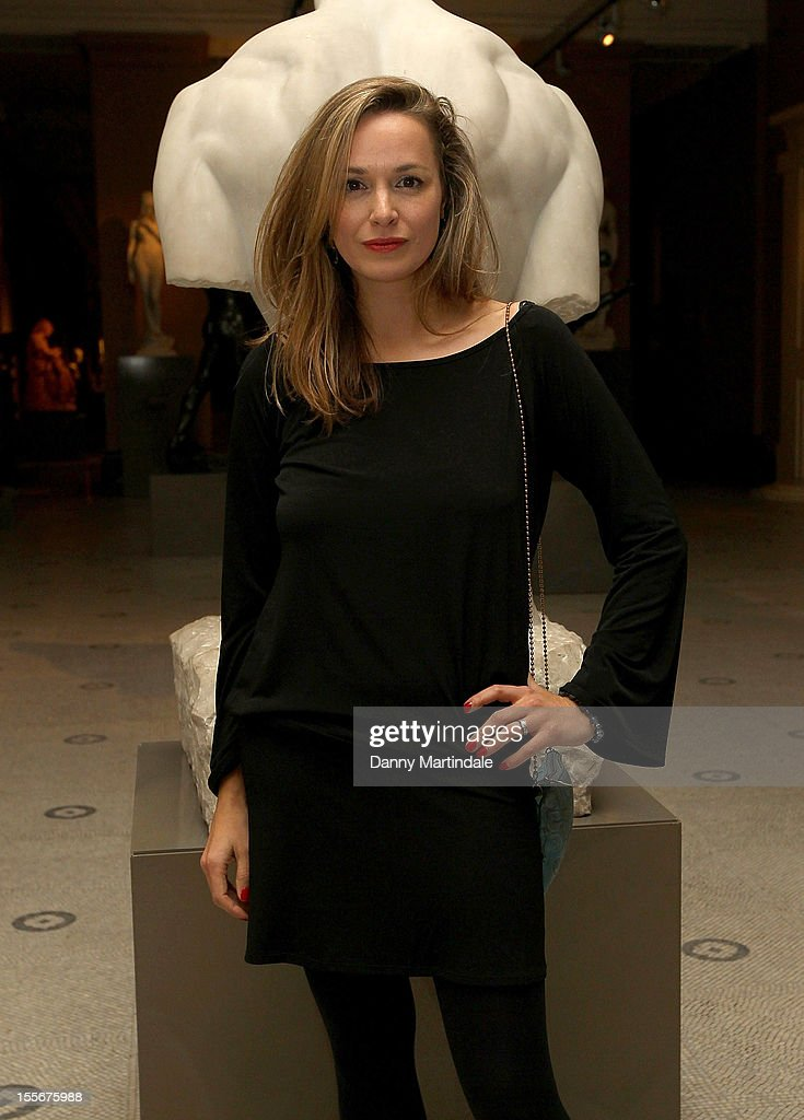 Actress Lucy Brown attends the Hollywood Costume: American Airlines Gala at Victoria & Albert Museum on November 6, 2012 in London, England.