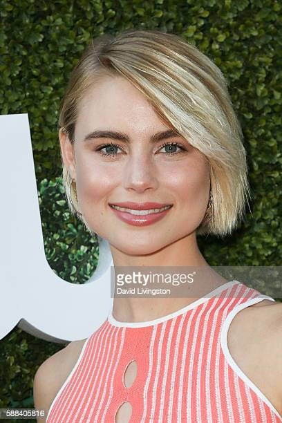 Actress Lucy Fry arrives at the CBS CW Showtime Summer TCA Party at the Pacific Design Center on August 10 2016 in West Hollywood California