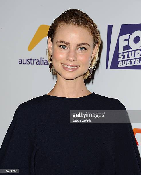 Actress Lucy Fry attends the Australians In Film 5th annual awards gala on October 19 2016 in Los Angeles California