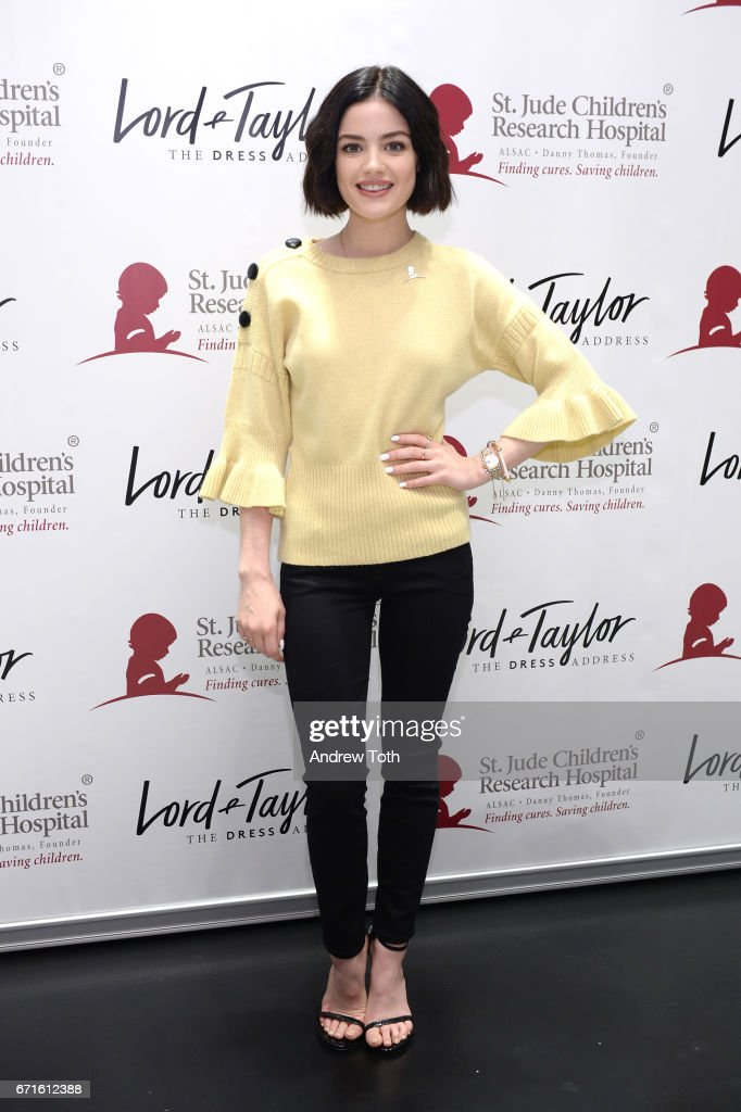 Let's Do Something Good Together with St. Jude Children's Research Hospital hosted by Lord & Taylor at Lord & Taylor on April 22, 2017 in New York City.
