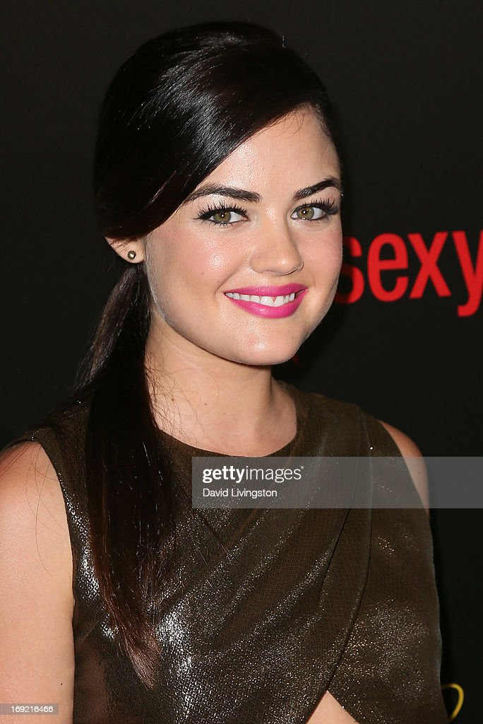 Actress Lucy Hale attends the 38th Annual Gracie Awards Gala at The Beverly Hilton Hotel on May 21, 2013 in Beverly Hills, California.