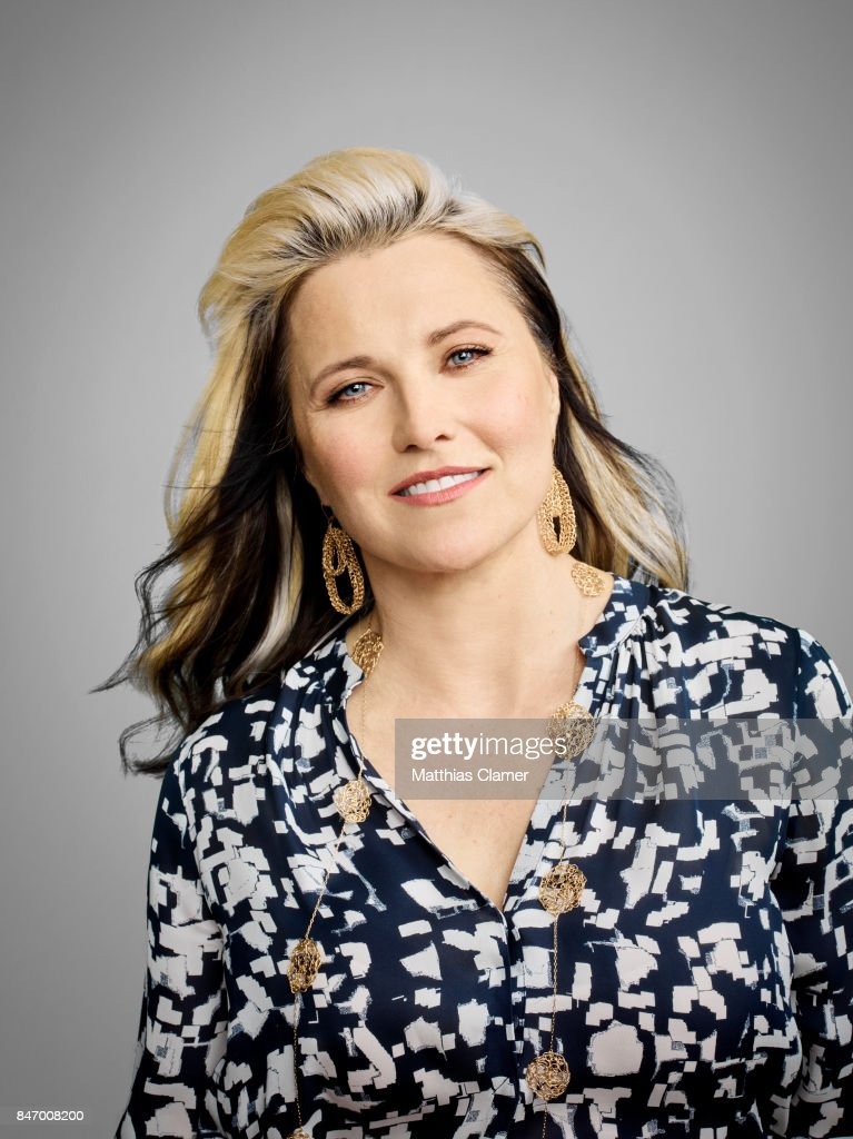 Actress Lucy Lawless from 'Ash vs. Evil Dead' is photographed for Entertainment Weekly Magazine on July 22, 2016 at Comic Con in the Hard Rock Hotel in San Diego, California.