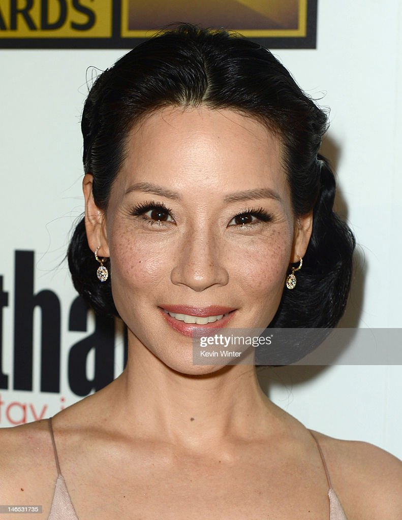 Actress <a gi-track='captionPersonalityLinkClicked' href=/galleries/search?phrase=Lucy+Liu&family=editorial&specificpeople=201874 ng-click='$event.stopPropagation()'>Lucy Liu</a> arrives at Broadcast Television Journalists Association Second Annual Critics' Choice Awards at The Beverly Hilton Hotel on June 18, 2012 in Beverly Hills, California.