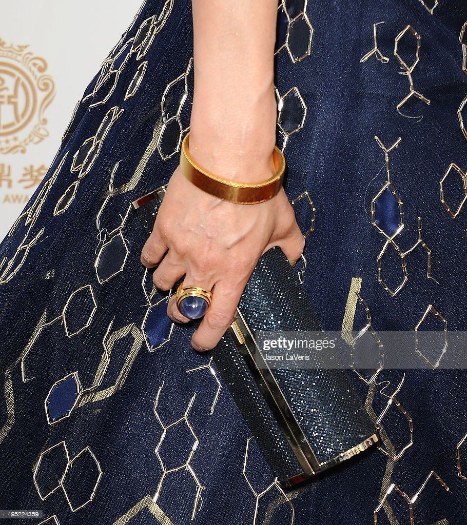 Actress Lucy Liu attends the 2014 Huading Film Awards at The Montalban on June 1 2014 in Hollywood California