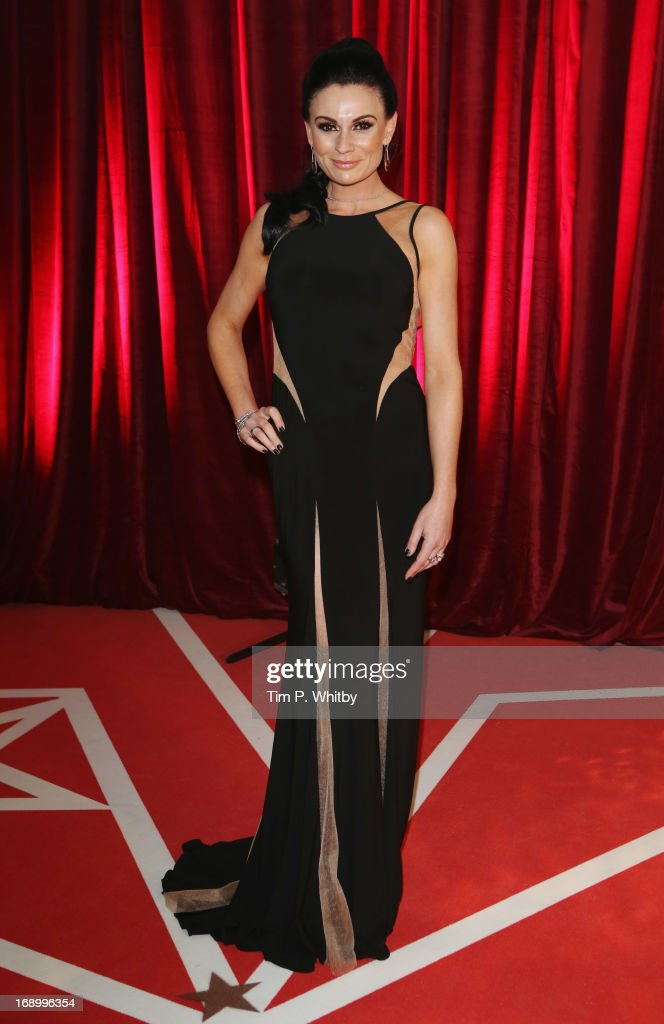 Actress Lucy Pargeter attends the British Soap Awards at Media City on May 18, 2013 in Manchester, England.