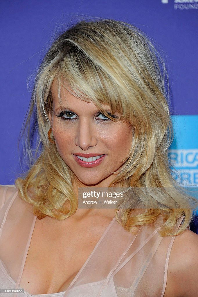 Actress Lucy Punch attends the premiere of 'A Good Old Fashioned Orgy' during the 2011 Tribeca Film Festival at SVA Theater on April 29, 2011 in New York City.
