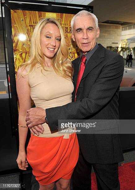 Actress Ludivine Sagnier and director Lee Tamahoriarrives at 'The Devil's Double' Gala Screening during the 2011 Los Angeles Film Festival held at...
