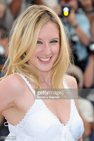 Actress Ludivine Sagnier attends the 'Les BienAimes' Photocall at Palais des Festivals during the 64th Annual Cannes Film Festival on May 21 2011 in...