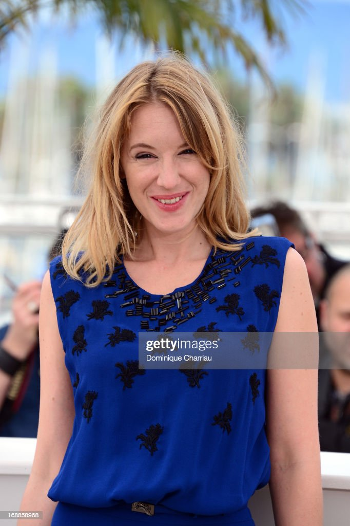 Actress Ludivine Sagnier attends the photocall for the Jury for the 'Un Certain Regard' competition during The 66th Annual Cannes Film Festival at Palais des Festivals on May 16, 2013 in Cannes, France.