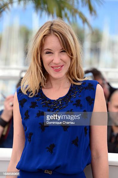 Actress Ludivine Sagnier attends the photocall for the Jury for the 'Un Certain Regard' competition during The 66th Annual Cannes Film Festival at...