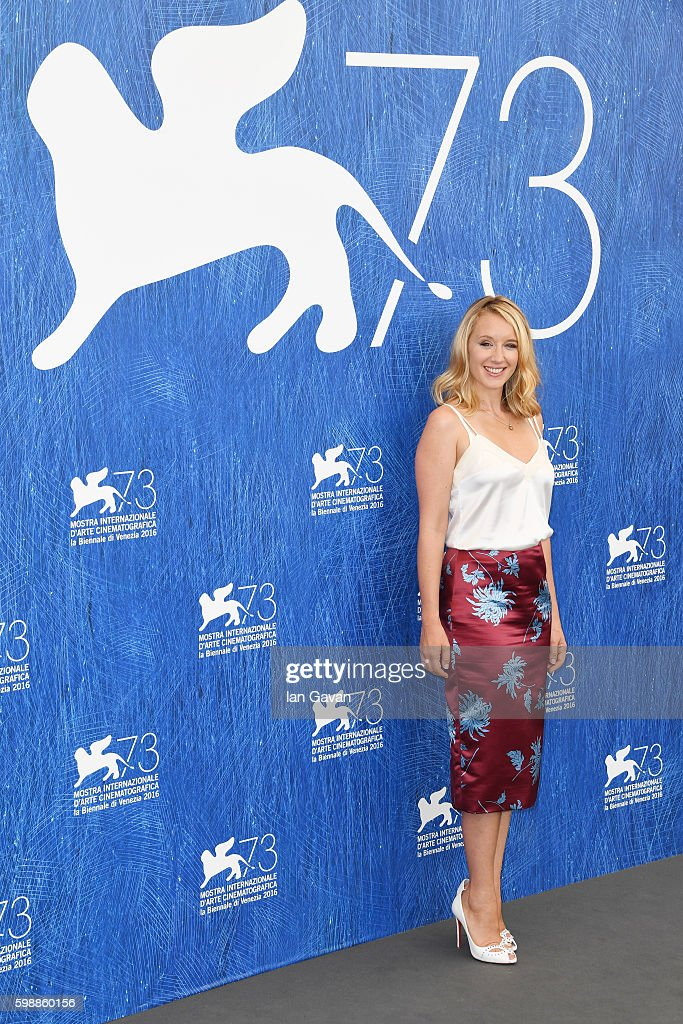Actress Ludivine Sagnier attends the photocall of 'The Young Pope' during the 73rd Venice Film Festival at on September 3, 2016 in Venice, Italy.